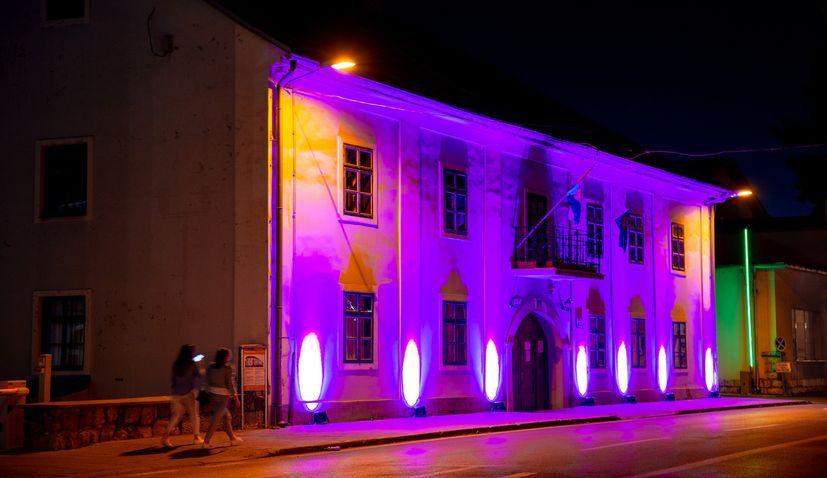 PHOTOS: Tesla Power of Lights opens in Gospić to celebrate Tesla's 164th birthday