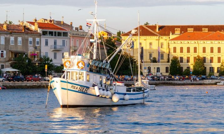 Over 1 million tourist arrivals in Croatia so far in July