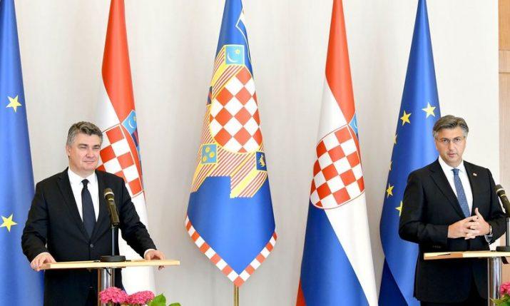 President names Andrej Plenkovic PM-designate, new government to have 16 ministries