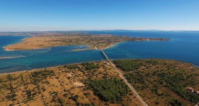 Island of Vir the most visited destination in Croatia in July