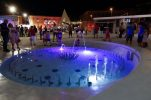 PHOTOS: Unique water clock fountain unveiled in Šibenik