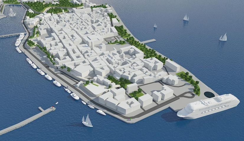 Agreement signed for reconstruction of Zadar waterfront promenade