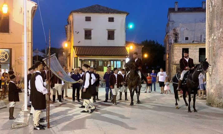 45th edition of the traditional Prstenac tournament begins in the Istrian town of Barban