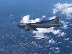 B-52 bomber croatia