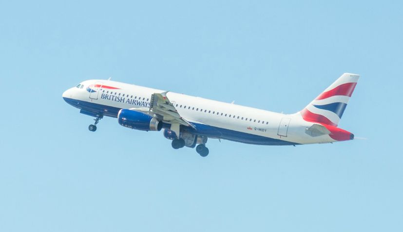PHOTO: British Airways connects London and Pula again