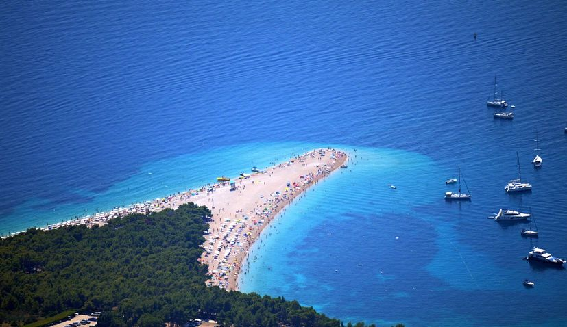 Croatian tourism turnover this season at 50% on last year, minister says