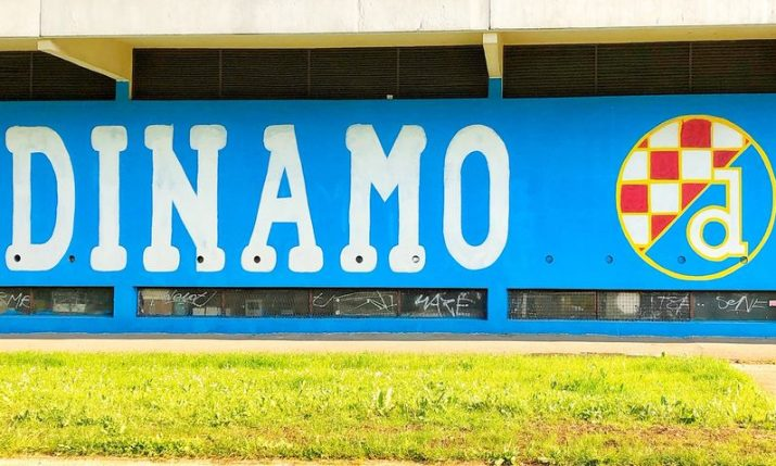 """""""Dinamo"""" returned to Zagreb football club name on this day 21 years ago"""