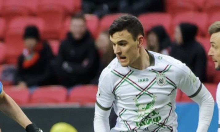 Filip Uremović earns debut Croatia call-up