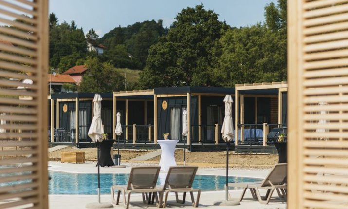 PHOTOS: A look around the first 5-star glamping village in continental Croatia