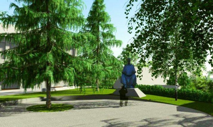 Nikola Tesla statue returns to Croatian town of Gospić after 30 years