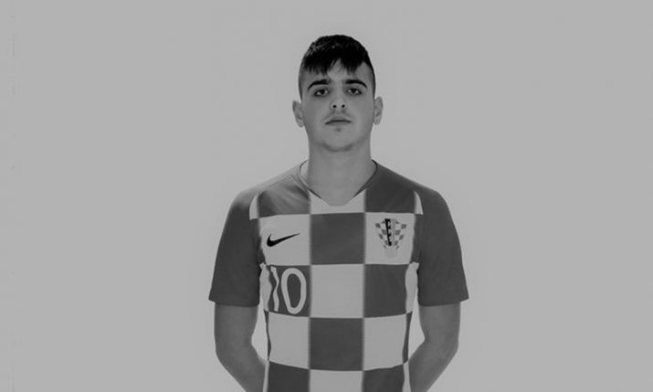 Talented Croatian youth international tragically loses his life in Germany