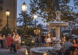 Le Grič – take a walk on Zagreb's romantic side
