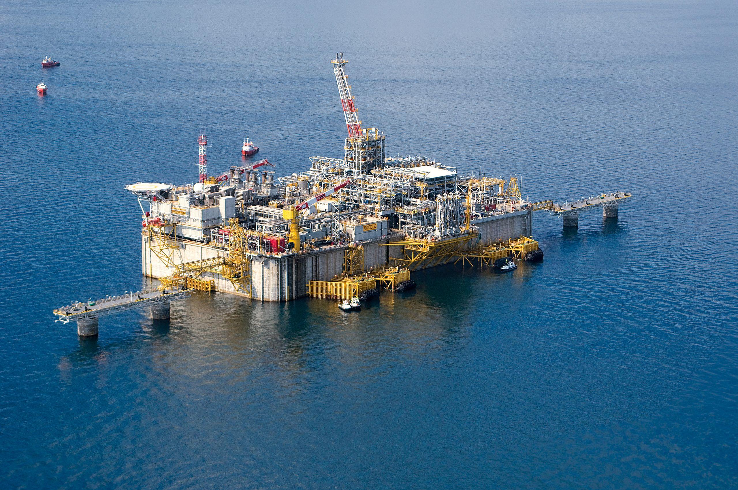 LNG CROATIA GAS KRK