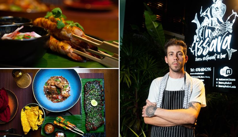 New chapter for Croatian chef Nikola Lesar in Thailand: New restaurant Issara