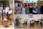 Pučišća on the island of Brač the place to be for talented young Croatian and international musicians