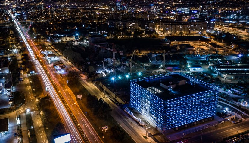 Croatian company Skira wins biggest lighting design award in the United States