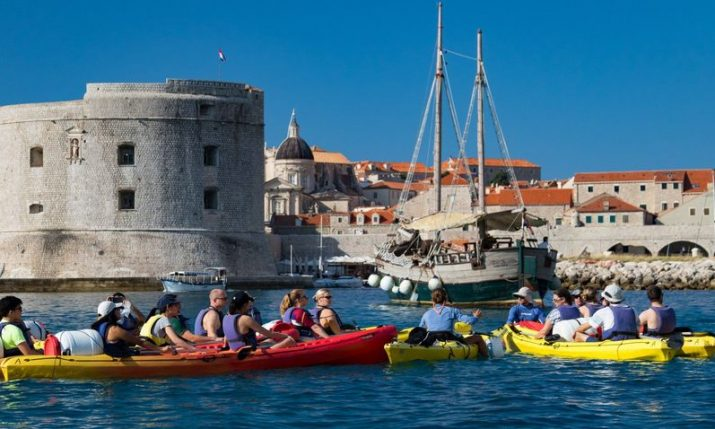 Sea kayaking and snorkeling tour in Dubrovnik named among world's top 10 experiences in Tripadvisor awards