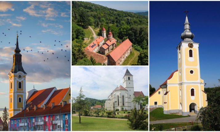 Discover the Sacred Route of Virovitica-Podravina