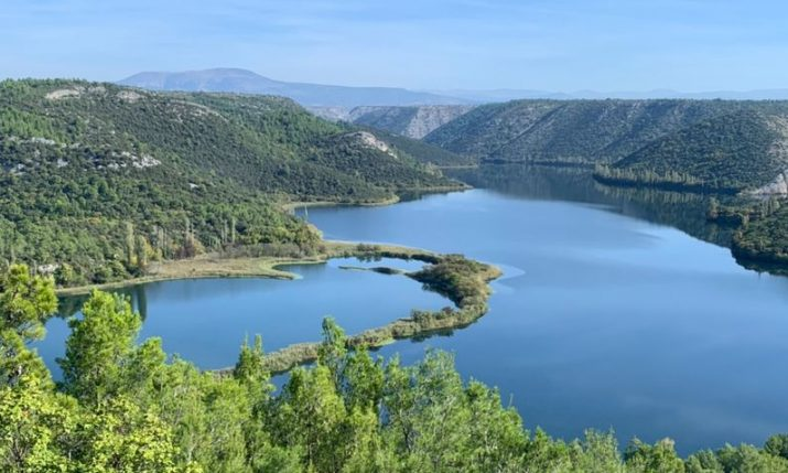 Croatiaamong leading countries in Europe for drinking water reserves