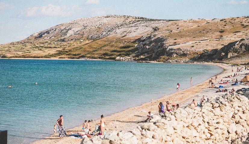 2.3 million tourists visit Croatia so far in August