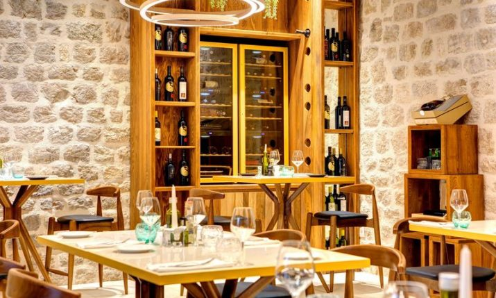 Dubrovnik's Forty-Four Restaurant rated among best in the world in 2020 Tripadvisor Travellers' Choice Awards
