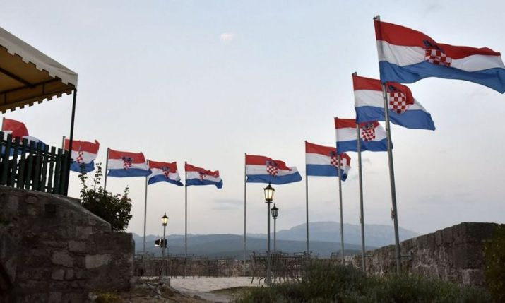 Croatia celebrates Victory & Homeland Thanksgiving Day for 26th time