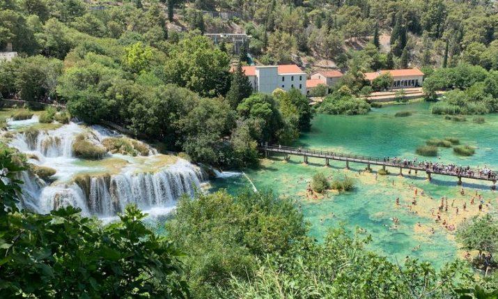 Krka National Park and Trokut Šibenik incubator cooperate in digital nomad project