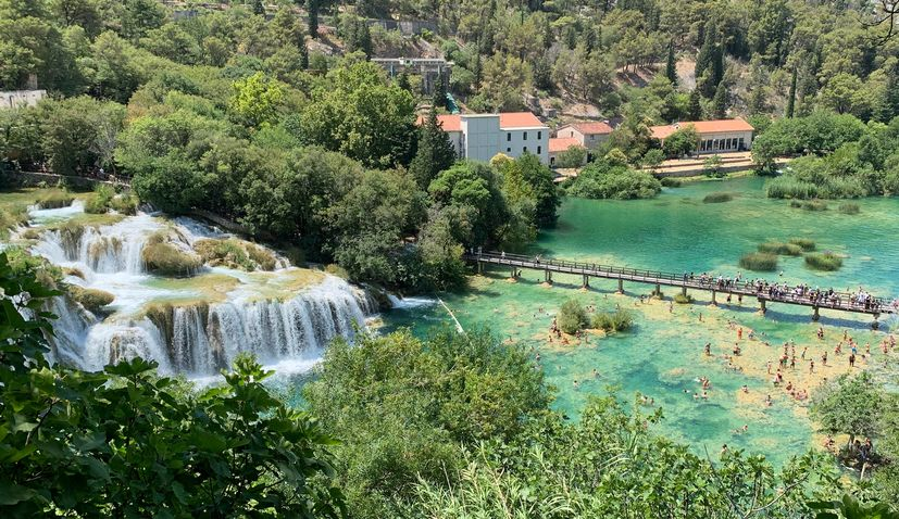 Croatia's first 'vacation-worthy week' project a success