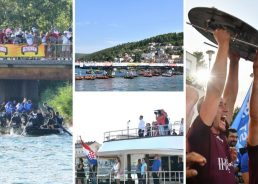 PHOTOS: 23rd Marathon Lađa boat race held on the Neretva