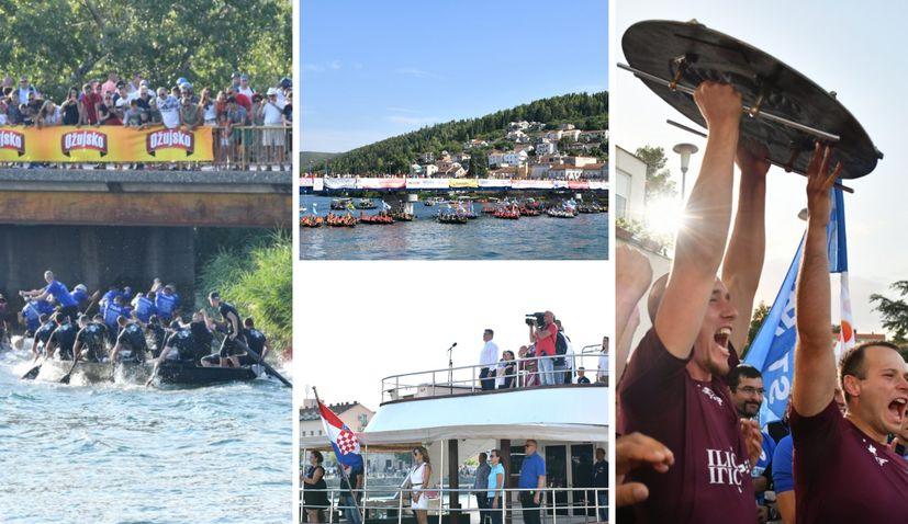 PHOTOS: 23rd Marathon Lađa boat race held on the Neretva