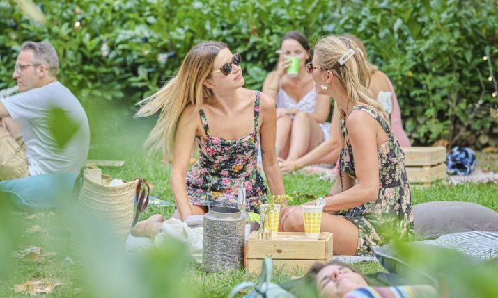 Popular 'Little Picnic' back on Zagreb's Upper Town during August