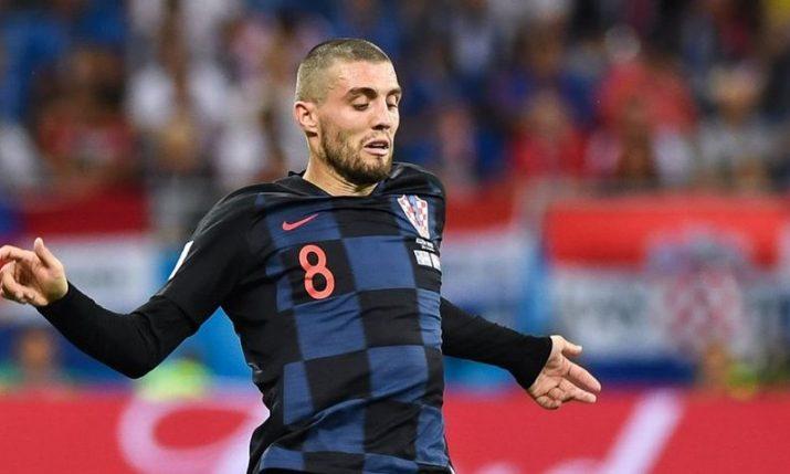 Croatian international Mateo Kovačić named Chelsea's Player of the Year