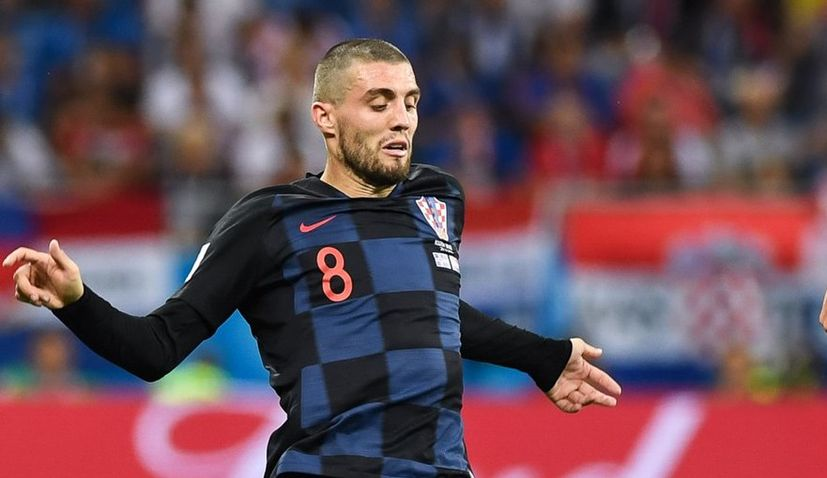 Mateo Kovacic Croatian football