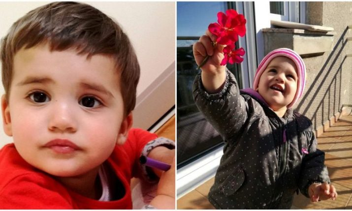 Little Mila returns home to Croatia after successful treatment in America