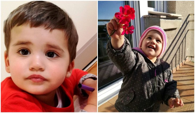 Little Mila returns home to Croatia after successful treatment in America