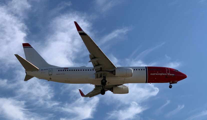 Norwegian Air suspends Zagreb service for rest of the year