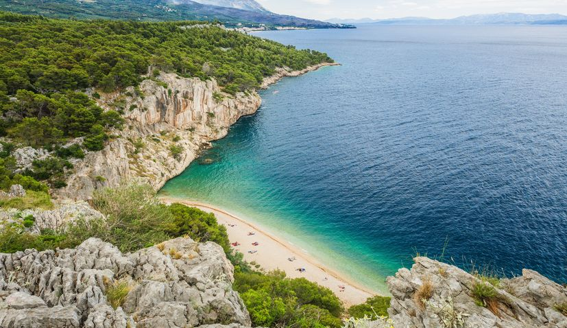 Conde Nast Traveler names 2 Croatian beaches among 25 best beaches in Europe