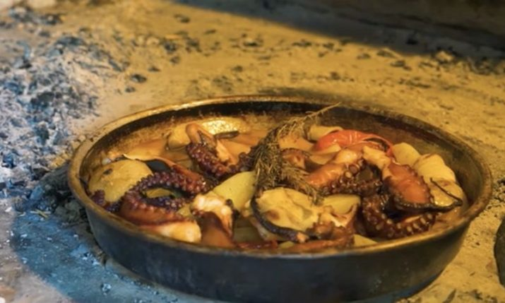 VIDEO: How to make a traditional Dalmatian Octopus Peka