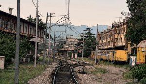 Croatian railways