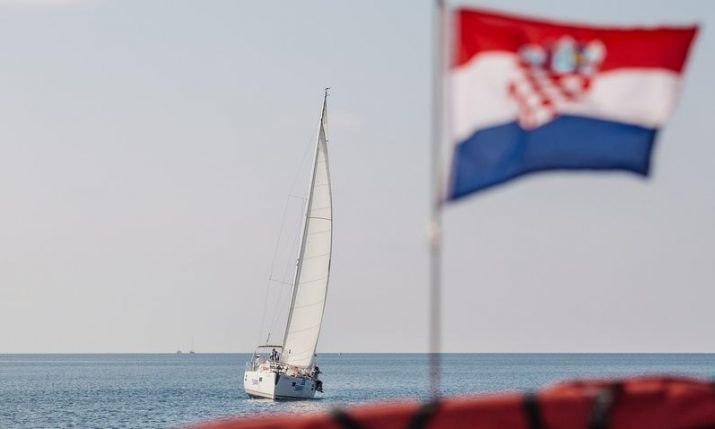 Croatia's nautical sector in July achieves 75% of last year's result