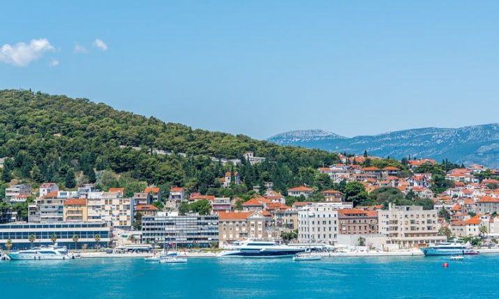 Croatia records 2.44 million tourist arrivals in July