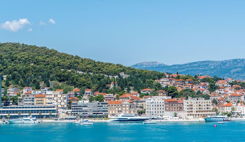 Croatia records 2.44 million tourist arrivals in July