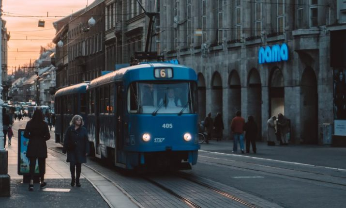 First tram in Zagreb set off 130 years ago today