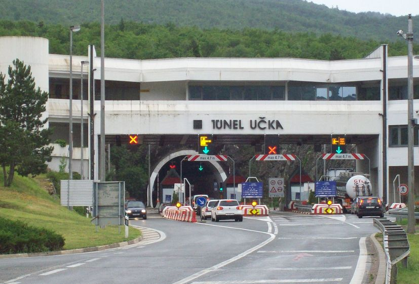 Istrian y motorway