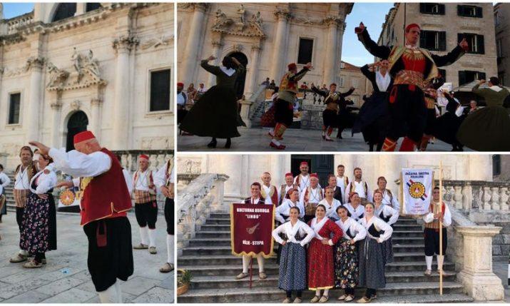 PHOTOS: Vinkovci Autumn Festival in Dubrovnik