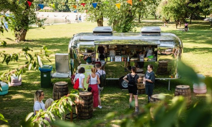 Zagreb Food Truck Festival back again
