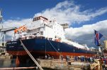 $36.5 million self-discharging bulk carrier delivered to Canadian client at 3. Maj shipyard in Rijeka