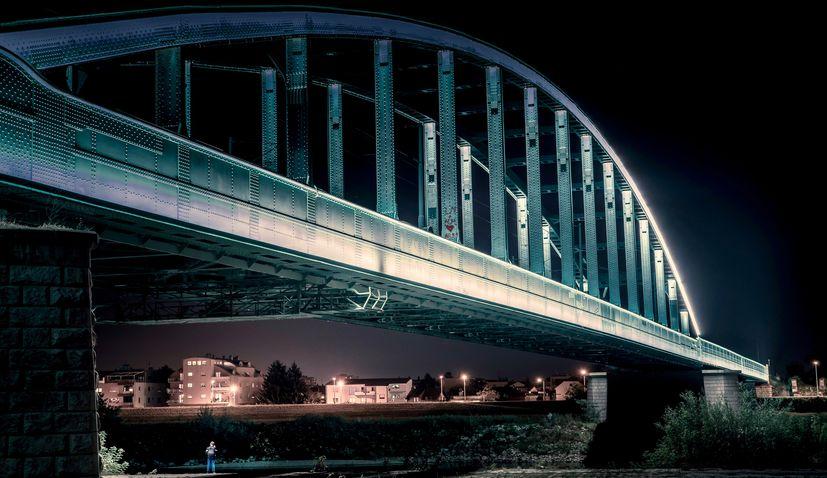 Bridges croatia bosnia
