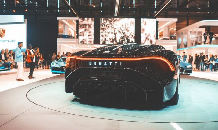 "Rimac Automobili declines comment on Bugatti acquisition ""speculation"""