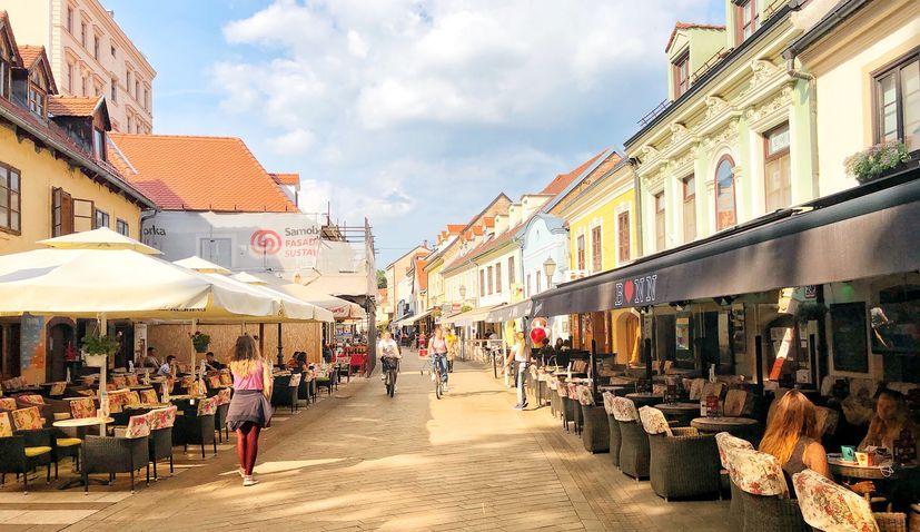 Croatia human capital index
